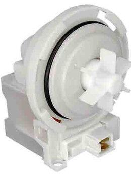 Аксессуары и запчасти - Сливной насос (помпа) для стиральной машины…, 0