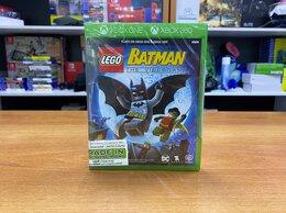 Игры для приставок и ПК - Lego Batman: The Videogame - Xbox 360 Новый диск, 0