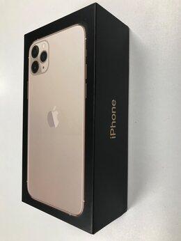 Мобильные телефоны - iPhone 11 Pro Max 512gb РосТест gold A2218, 0