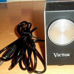 Микрофоны - Victor MD-103H (JVC) - винтажный динамический микрофон, 0