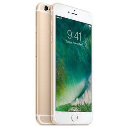 Мобильные телефоны - 🍏 iPhone 6S+ 128Gb gold (золотой) , 0