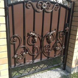 Заборы, ворота и элементы - Калитка, дверь, 0