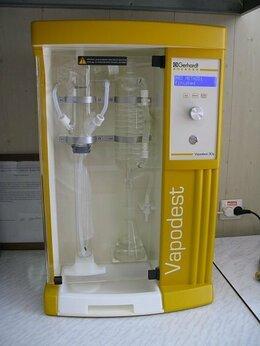 Лабораторное оборудование - Система дистилляции Gerhardt Wapodest 20s, 0