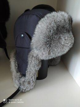 Головные уборы - Детская шапочка из меха кролика новая р. 52, 0