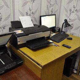 Сканеры - продам принтер сканер и ламинатор. , 0