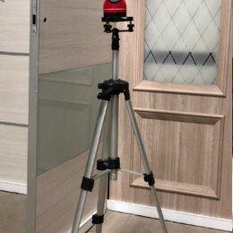 Измерительные инструменты и приборы - Лазерный невелир, 0