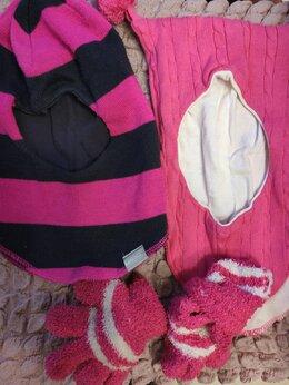 Головные уборы - Шлем lassie, шлем твое и перчатки, 0