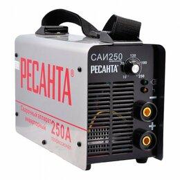 Сварочные аппараты - Аппарат сварочный инверторный 250А САИ250 Ресанта, 0