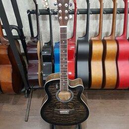Акустические и классические гитары - Акустическая Гитара новая, 0