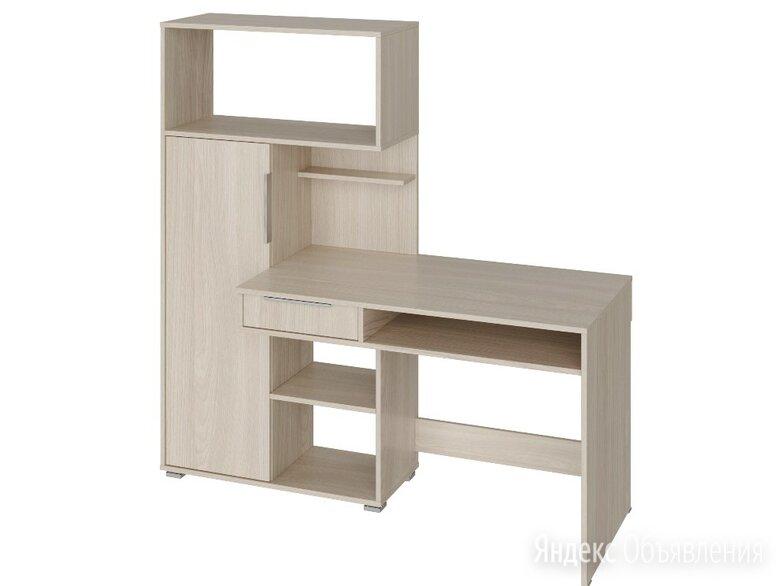 Стол письменный КВАДРО Шимо Светлый по цене 7290₽ - Компьютерные и письменные столы, фото 0