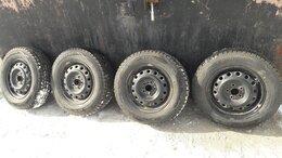 Шины, диски и комплектующие - Шины с дисками  185*70 R14   4 шт, 0