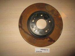 Трансмиссия  - Диск тормозной передний (Kia Sportage), 0