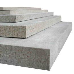 Древесно-плитные материалы - ЦСП (цементно-стружечная плита) 16/3200х1250, 0