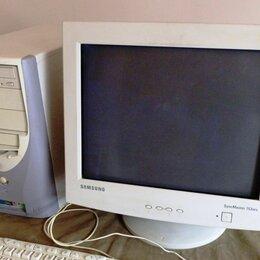 Настольные компьютеры - Компьютер., 0