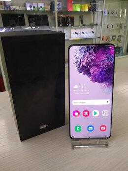 Мобильные телефоны - Сотовый телефон Samsung Galaxy S20+, 0
