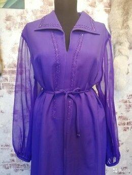 Платья - Сиреневое платье, 0