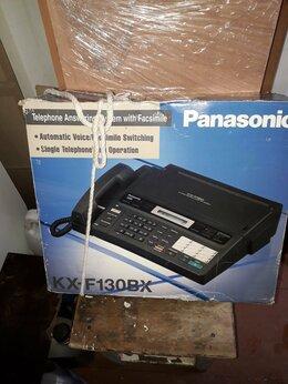 Факсы - Факс PAHASOHIC KX  130  BX, 0