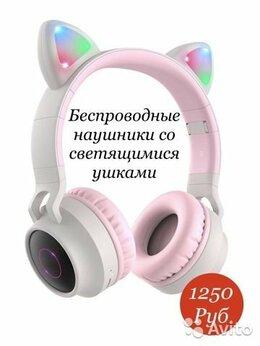 Наушники и Bluetooth-гарнитуры - Беспроводные Bluetooth наушники с ушками, 0