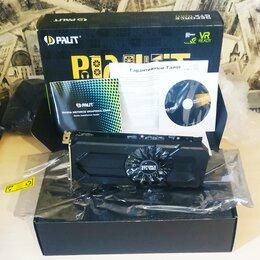 Видеокарты -  Видеокарта Palit GeForce GTX 1060 Новая, 0