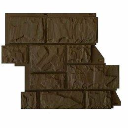 Фасадные панели - Фасадные панели CANADARIDGE коричневые, 0