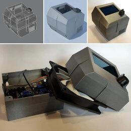 Дизайн, изготовление и реставрация товаров - Разработка 3Д моделей и печать на FDM 3D принтере, 0