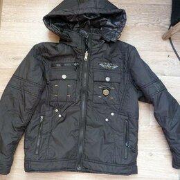 Куртки и пуховики - Куртка SAZ двухсторонняя на мальчика, 0