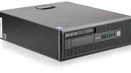 Настольные компьютеры - ПК HP EliteDesk 800 G1 , 0