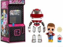 Куклы и пупсы - Кукла-сюрприз LOL Surprise Boys Arcade Heroes –…, 0
