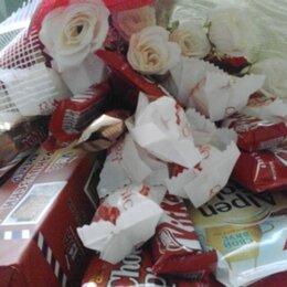 Цветы, букеты, композиции - Вкусные БУКЕТИКИ с розами, 0