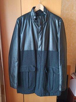 Пальто - Пальто мужское oodji, M, 0