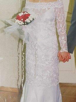 Платья - Свадебное платье (р.44), 0