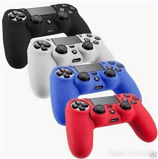 Беспроводные джойстики на Sony PlayStation 4 по цене 2900₽ - Аксессуары, фото 0