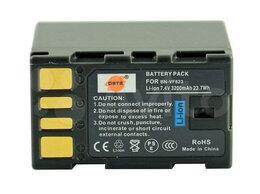 Аккумуляторы - Аккумулятор Dste на JVC BN-VF823(U) 3200mAh, 0