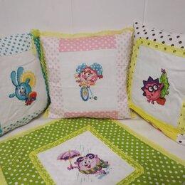 Покрывала, подушки, одеяла - Подушки с вышивкой для детей, 0