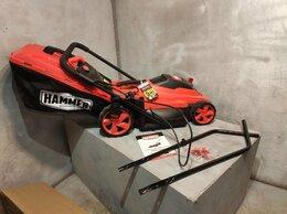 Газонокосилки - Газонокосилка электро Hammer ETK1600A, 0
