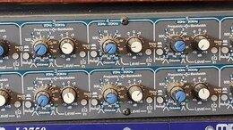 Оборудование для звукозаписывающих студий - Эквалайзер ASHLY PQX 572, 0