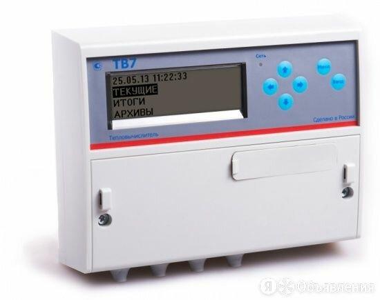 Тепловычислитель ТВ-7-03 батарея тип АА с блоком сетевого питания и адаптеро... по цене 20349₽ - Элементы систем отопления, фото 0