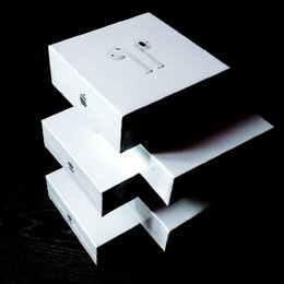 Наушники и Bluetooth-гарнитуры - Наушники Apple беспроводные, 0