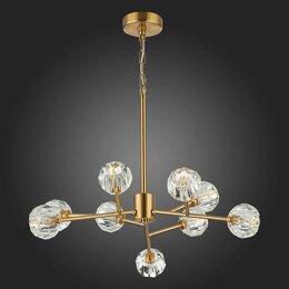 Люстры и потолочные светильники - Подвесная люстра ST Luce Romano SL1166.303.09, 0