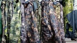 Одежда и обувь - Новые демисезонные влагостойкие костюмы на флисе, 0