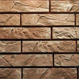 Облицовочный камень - Декоративный гипсовый камень, 0