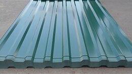 Кровля и водосток - Профилированный лист (зеленый) С-8 0,4мм 1,2х2,0м, 0