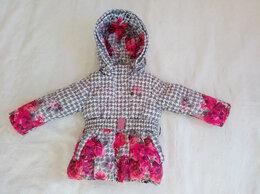 Куртки и пуховики - Зимняя куртка на девочку на рост 86 -92 см, 0