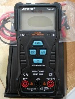 Измерительное оборудование - Мультиметр цифровой mestek DM 90S , 0