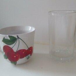 Бокалы и стаканы - На дачу посуда, 0