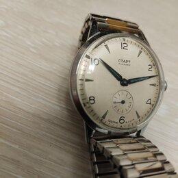 Наручные часы - Часы Старт , часы Спортивные СССР, 0