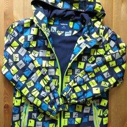 Куртки и пуховики - Легкая д/с куртка для мальчика на 9-11 лет, 0