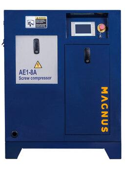 Воздушные компрессоры - Компрессор винтовой Magnus AE1-08A-8 бар, 0