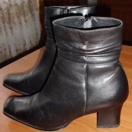 Ботинки - Ботинки демисезонные натуральная кожа Clotilde р.40 ст.26 см, 0