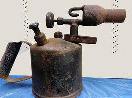 Газовые горелки, паяльные лампы и паяльники - Паяльные лампы, 0